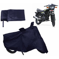 Relax Bike Body Cover For TVS STAR CITY - Blue