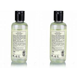 Khadi Neem and Teatree (SLS and Paraben Free) Face Wash (210 ml)