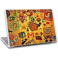 Unique Gadget Skin - Laptop Notebook Skins For (12-15.5 inches)