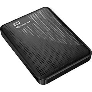WD My Passport 1 TB USB 3.0 External Hard Disk Image