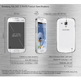 Samsung Galaxy S Duos S7562 (White) & Free Home Delivery