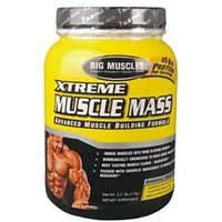 Big Muscle Xtreme Muscle Mass 6Lbs Strawberry