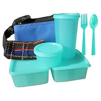 Topware Microwaveable Lunch Box (Set Of 8 Pcs.)