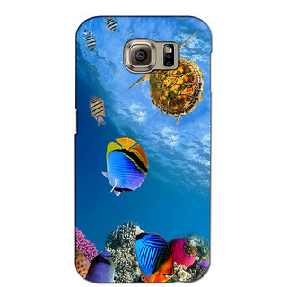 Instyler Premium Digital Printed 3D Back Cover For Samsung Glaxy Note 5 3DSGN5DS-10093