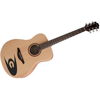 meSleep Beard Guitar Sticker
