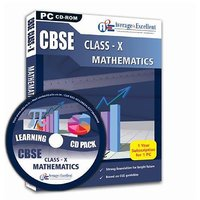 CBSE Class 10 Mathematics Educational Cd Roms By Average2Excellent