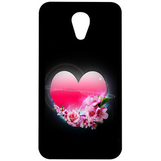 Instyler Digital Printed Back Cover For Meizu M2 NoteMEIZUM2NDS-10098