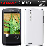 SHARP Dual Sim Smart Phone (CDMA+GSM / GSM+ GSM)