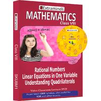 Extraminds Class VIII - Maths - Title 1