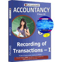 Extraminds Class XI - Accountancy - Title 2