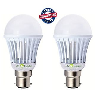 7W set of 2 LED Bulb