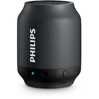 Philips wireless portable speaker BT50 B Bluetooth (Multi Colour)