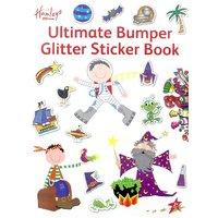 Hamleys Boys Big Sticker Book Shiny Stickers