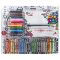 Hamleys Colouring Activity Box Set