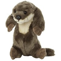 Hamleys Otter Soft Toy