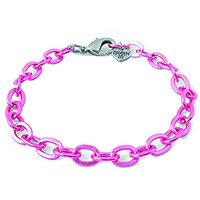 Hamleys Pink Chain Link Bracelet Pink