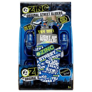Zinc Street Gliders Blue