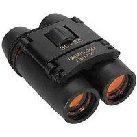 30x60 Foldable with Strap  POUCH- Binoculars (SAKURA)