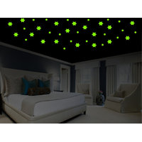 Wow Interiors And Decors Room Glowing Stary0033 Wallsticker