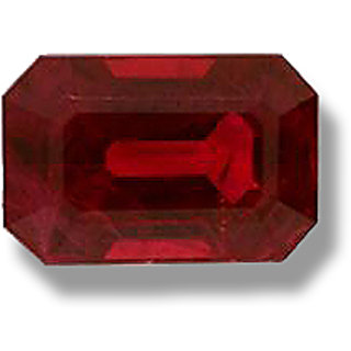 JAIPUR GEMSTONE 4.25 CRT Ruby(SUGGESTED) Red