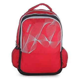 American Tourister Urbane 2016 Backpack007-Red