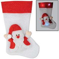 Planet Jashn Light-Up Santa Stocking 19