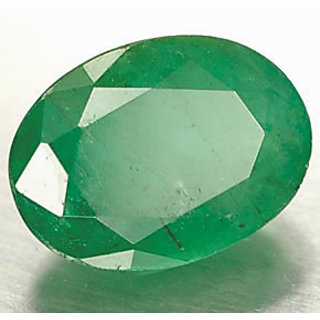 JAIPUR GEMSTONE CERTIFIED 7.25 RATTI Emerald-PANNA (SUGGESTED) GREEN