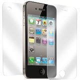 Apple IPhone 5C, 5S Clear Scratch Guard Screen Protector Front And Back