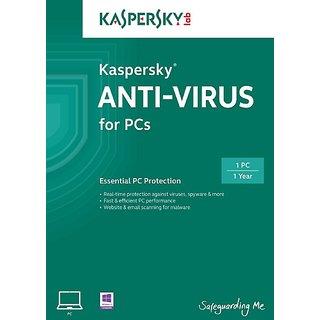 Kaspersky Antivirus 1PC/1YEAR