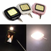 PORTABLE SELFIE NIGHT LED FLASH LIGHT FOR IPHONE, SAMSUNG, ANDROID Phones