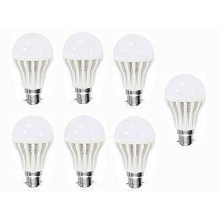 LED BUlB 5W PACK OF 7 (fashion flow+)