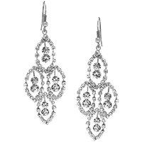 JEWELZ Stylish Collection American Diamonds Earrings