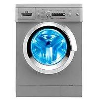 IFB Elena Aqua Steam 6 Kg Front Load Fully Automatic Washing Machine (Silver)