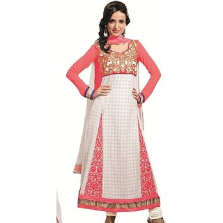 Semi Stitch Salwaar Kameez with duppatta