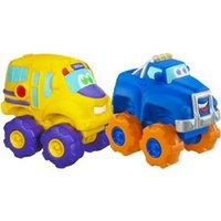 Playskool Tonka Chuck & Friends Cars