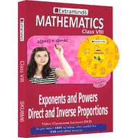 Extraminds Class VIII - Maths - Title 6