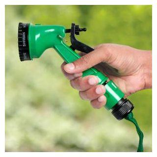 MULTIPURPOSE Spray Gun Water Gun Hose Gun Car Wash Gun BIKE Wash Gun PET WASH Gun available at ShopClues for Rs.145