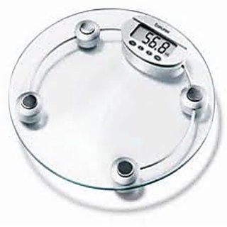 WEIGHING SCALE  /  WEIGHING  MACHINE   DIGITAL LCD  / PERSONAL HEALTH CHECK UP BATHROOM SCALE available at ShopClues for Rs.599