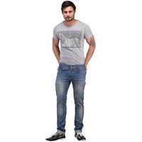 Xcr Denim Slim Fit Jeans For Men