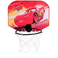 Disney Cars Mini Basketball Board Set - Red