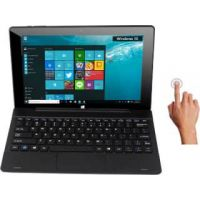 DATAMINI  2 in 1 TWG10 (Atom Quad Core/2GB/(32GB EMMC) /Win 10) TouchScreen