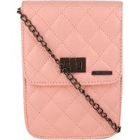 Lino Perros Pink Sling Bag. LWSL00202PINK