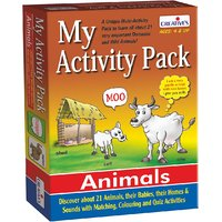 My Activity Pack- Animals