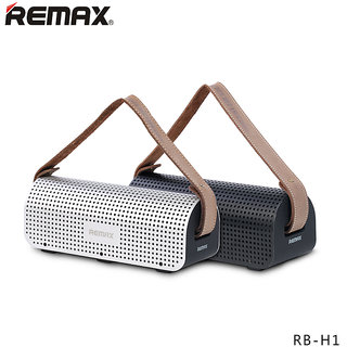 REMAX-H1-Metal-Wireless-Bluetooth-4.1-NFC-Stereo-Desktop-Speaker-with-Power-Bank