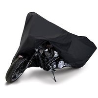 Autoplus Bike Cover Black For Pulser 180