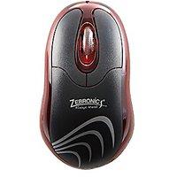 Zebronics ZEB-OM126 PLUS USB Mouse (Mouse)