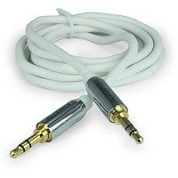 Amkette Car Stereo /Aux. Cable 1.2m-White