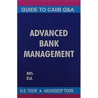 Advanced Bank Management - Objective Type Questions  Answers ( Guide to CAIIB )