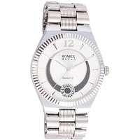 Romex Super Macho Silver Dial Analog Watch-For Men