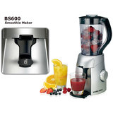 Black and Decker 450W Electric Smoothie Maker BS600 Mixer Juicer Grinder Beater